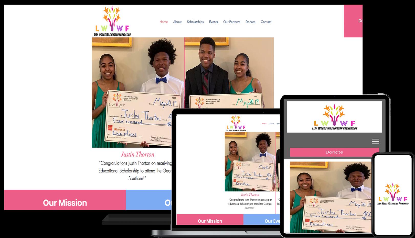 Lisa Woods Washington Foundation