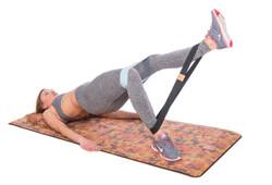elastic-bands-buttocks-legs-routine