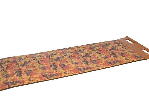 Cork fitness mat colors by CUATROFITNESS