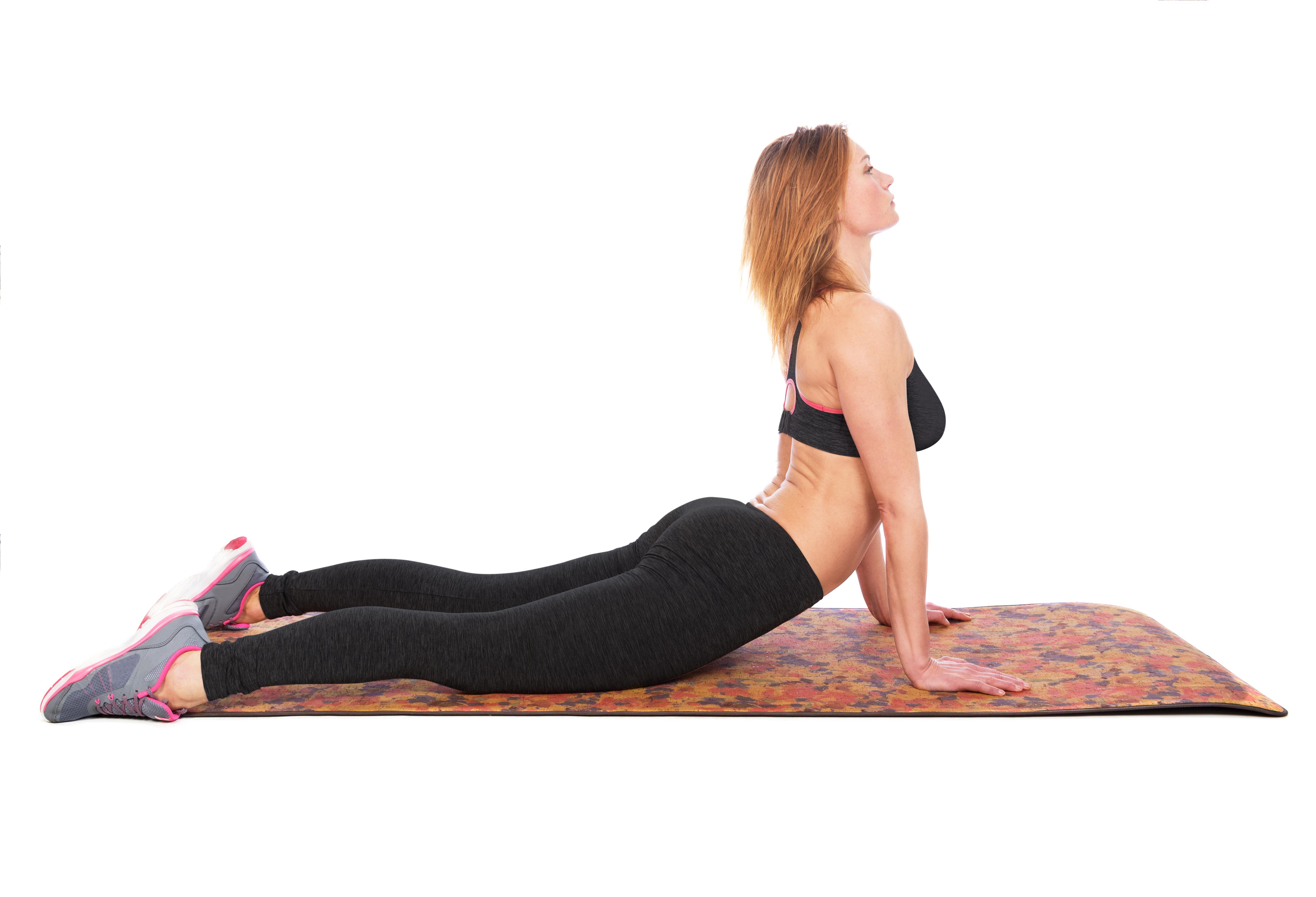 cork yoga mat, cuatro by fred