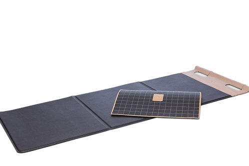 leather fitness mat, eternal by CUATROFITNESS