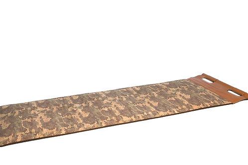 Cork fitness mat camouflage, (CUATROMAT) by CUATROFITNESS