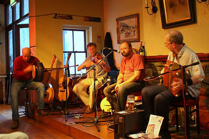 Performing in Ireland