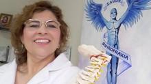 A quiropraxia mudou a minha vida, por Inajara Maciel