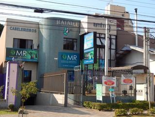 MR Quiropraxia de casa nova em Curitiba