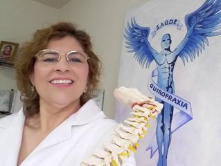 Profissional é reconhecida em Congresso Internacional de Quiropraxia