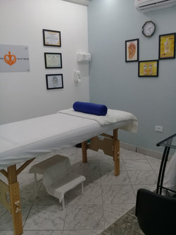 Sala Massoterapia