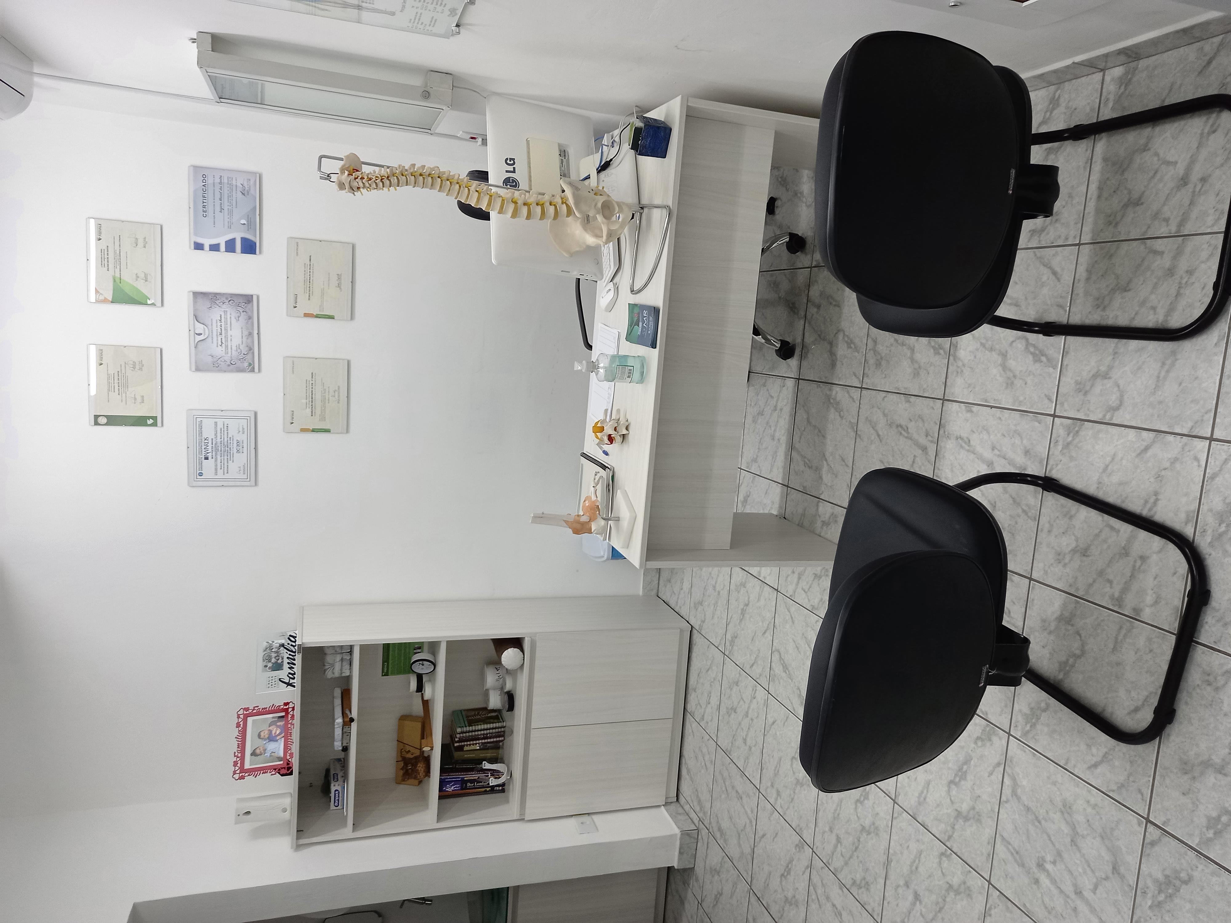 Consultório de Quiropraxia