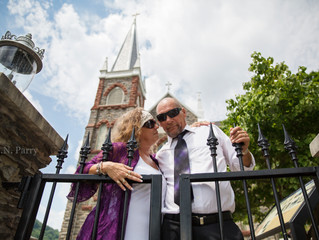 Anjie & Eric: Harpers Ferry Elopement