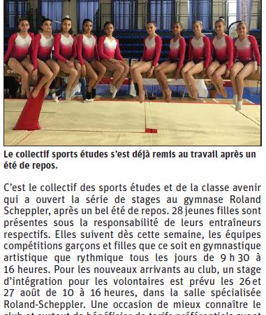 Le Dauphiné 23/08/2019