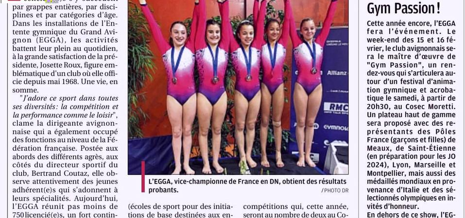 La Provence 4/02/2020