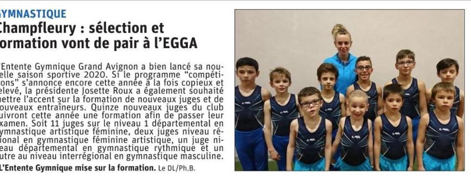Le Dauphiné 23/01/2020