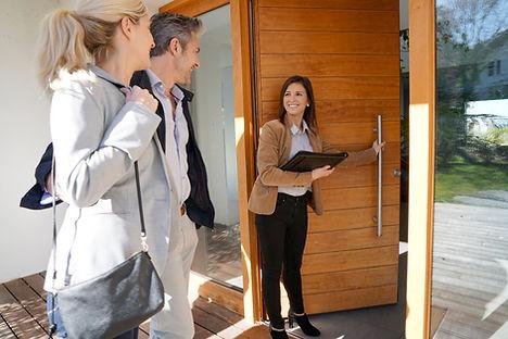 Durchführung von Besichtigungen bei der Vermietung einer Immobilie - Tressner Immobilien
