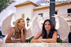 ANGELITOS DE LA MADONNA SIXTINA
