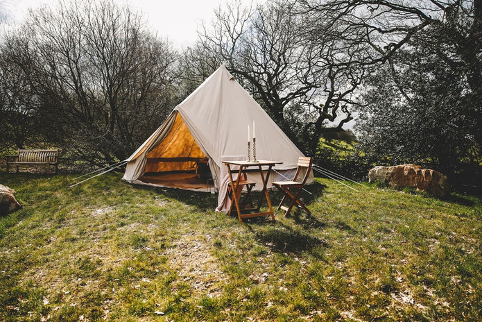 Bell Tents for Hire in Yorkshire