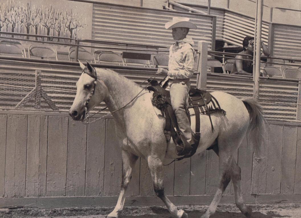 Kassim & Kim Cantrell California State Fair 1965
