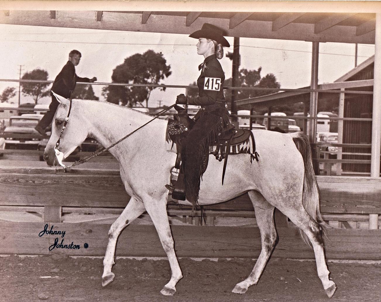 Tajura (Nadjur x Thearby) & Renee Cantrell 1969 Santa Barbara, CA (1)_edited