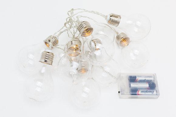 Naked Bulb String Lights