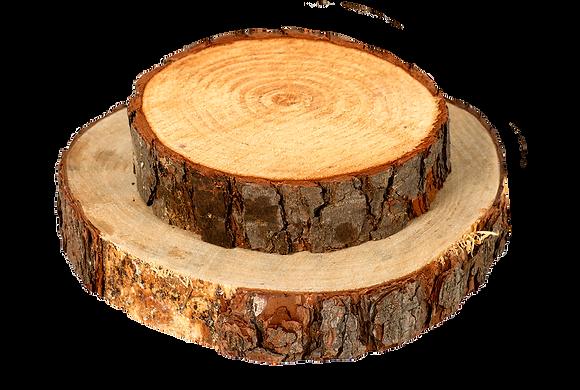 Wood Slice Medium