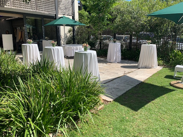 Bridal Shower Set Up - 4 Jan 2020