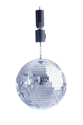 X Large Motorized Disco Ball