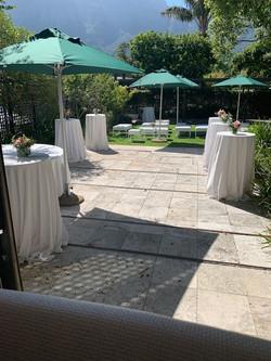 Bridal Shower Set Up - 4 Jan 2020