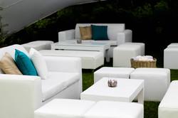 White Furniture Hire