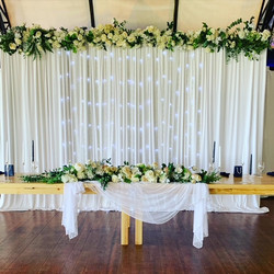 Wedding Backdrop Special Events Hiring