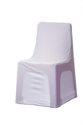 Kiddies Chair Cover White