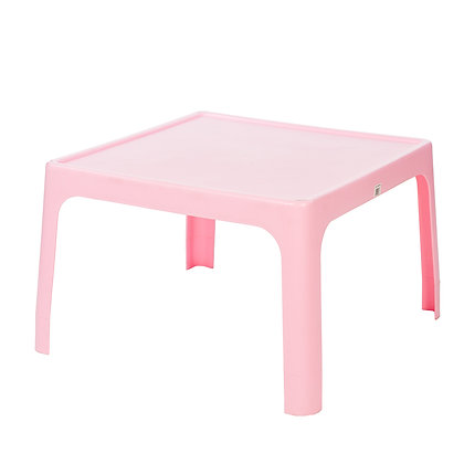 Kiddies Jolly Table Square Pink