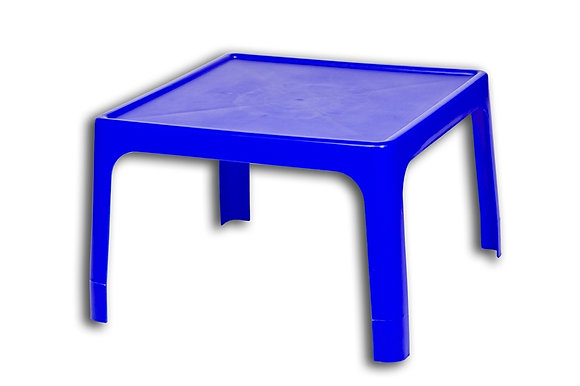 Kiddies Jolly Table Square Blue