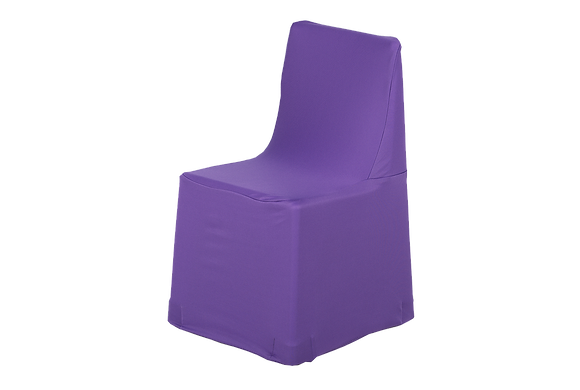 Kiddies Chair Cover Purple