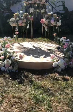 Ceremony Arch Special Events Hiring