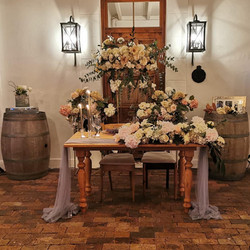 Bridal Table Special Events Hiring