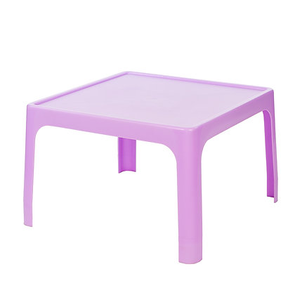 Kiddies Jolly Table Square Lilac