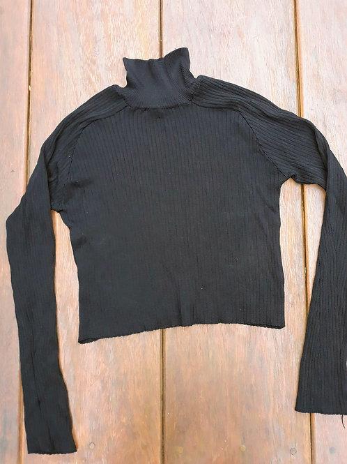 Blusa cacharrel Zara