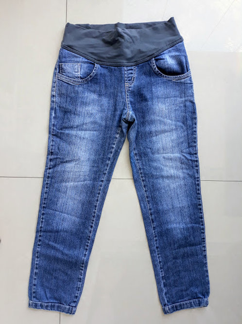 Calça Jeans para grávida Miss Mamy