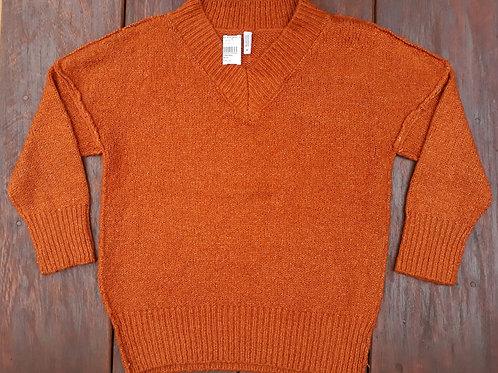 Blusa de lã Bluesteel