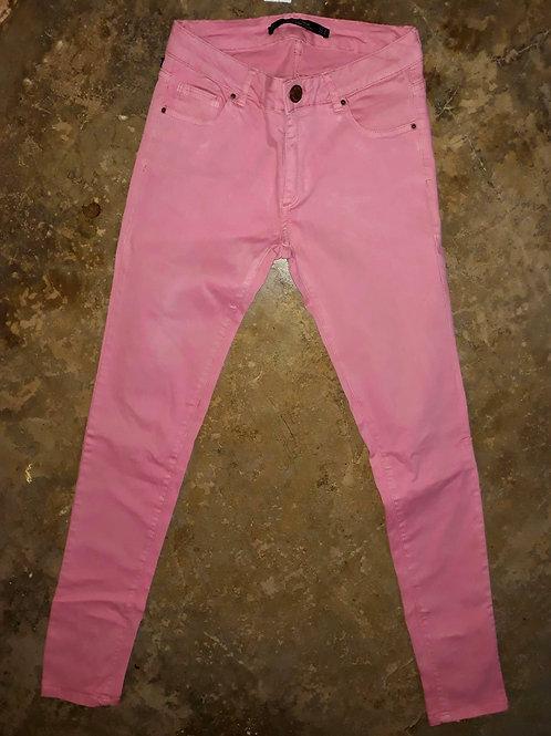 Calça rosa Zara