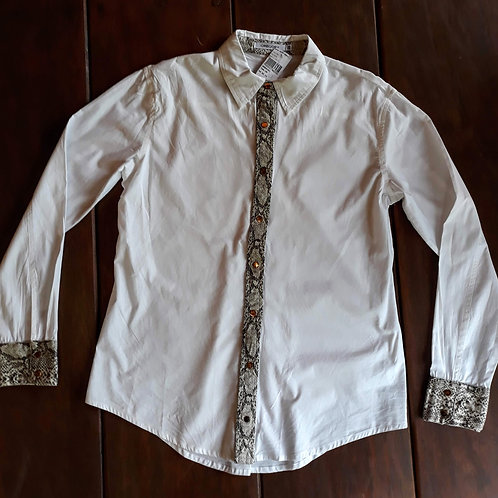 Camisa off white Gregory
