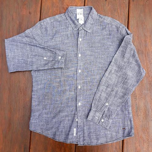 Camisa cinza Siberian