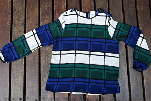 Camisa xadrez Cortelle