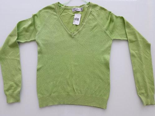 Cardigan verde Zara