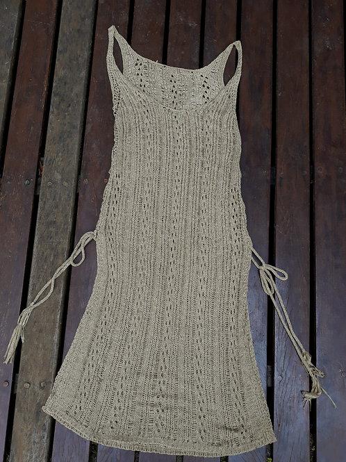 Vestido tricot Farm