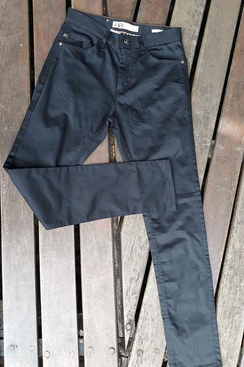 Calça preta Zara
