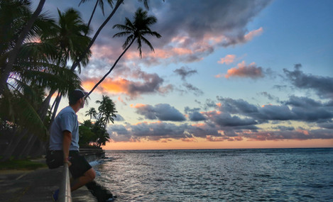 Oahu Hawaii Sunrise