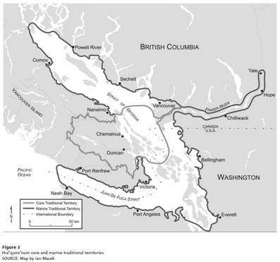 Map for journal article in Canadian Geographer