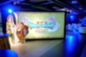 金駿 steed exhibition PS 4 《勇者鬥惡龍 XI》遊戲專區