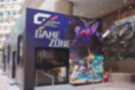 C4.14. GUNDAM DOCKS HK III _Times Square
