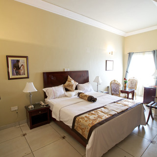 Five star bed room nigeria, hotel